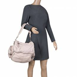 Alexander Wang Blush Pink Leather Jane Shoulder Bag Alexander McQueen 129848