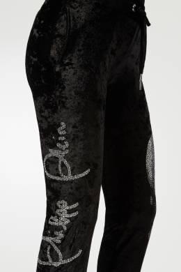 Бархатные спортивные брюки с черепом Philipp Plein 1795136839