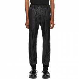 Sacai Black Nylon Pants 19-02050M