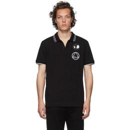 MCQ by Alexander McQueen Black Chester Polo 192114M21200105GB