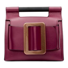 Boyy Purple Romeo 19 Bag ROMEO