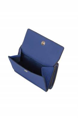 Синий кошелек Babylon Furla 1962135615