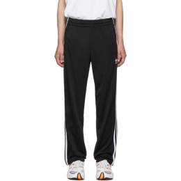 Adidas Originals Black Firebird Track Pants 192751M19002901GB