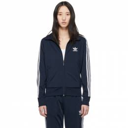 Adidas Originals Navy Firebird Track Jacket 192751F09702402GB