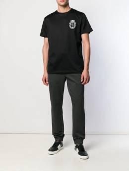 Billionaire - футболка с логотипом CMTK3536BTE695N95680
