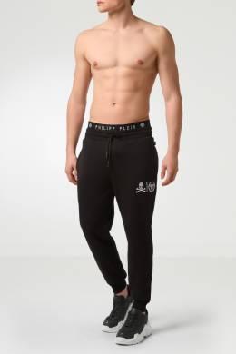 Черные спортивные брюки Philipp Plein 1795138437