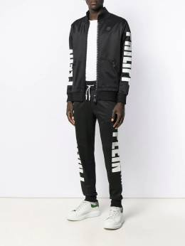 Philipp Plein - спортивные брюки с логотипом CMJT9036PJO660N95655