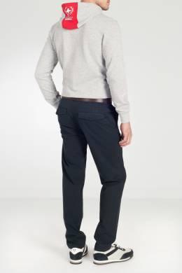 Синие брюки с карманами Strellson 585139374