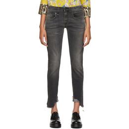 R13 Black Skinny Boy Jeans 192021F06900604GB