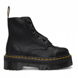 Dr. Martens Black Sinclair Boots 192399F11301803GB