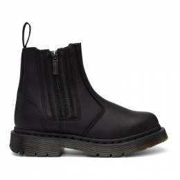 Dr. Martens Black 2976 Alyson Zip Boots 192399F11303602GB