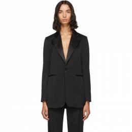 Joseph Black Stearn Fluid Tuxedo Jacket 192936F05700204GB