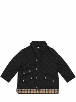Куртка Из Стёганого Нейлона Burberry 70I91K006-QTExODk1