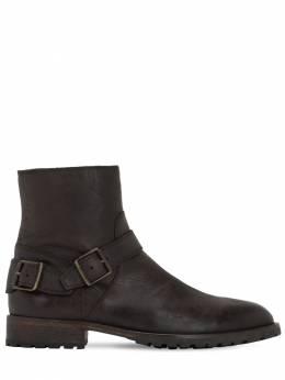 Кожаные Ботинки Belstaff 70IDO9001-OTAwMjM1