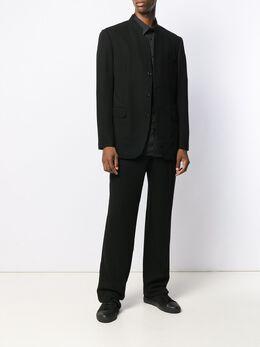 Issey Miyake Men - поплиновая рубашка 8FJ96995096635000000