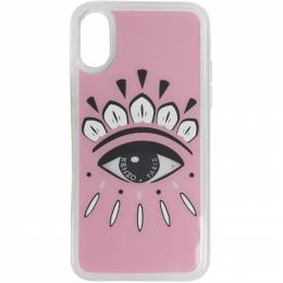 Kenzo Pink Shifting Eye iPhone X/XS Case 192387M15301601GB