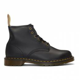 Dr. Martens Black 101 Vegan Boots 192399M25502907GB