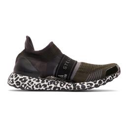 Adidas by Stella McCartney Black Parley UltraBoost X 3D Sneakers 192755F12800808GB