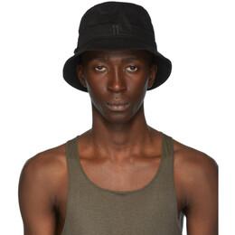 11 By Boris Bidjan Saberi Black New Era Edition Bucket Hat 192610M14000102GB