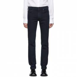 Prada Blue Jersey Trousers 192962M19101406GB