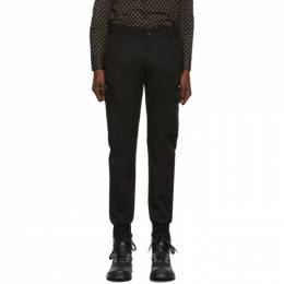 Ps by Paul Smith Black Military Jogger Trousers M2R-555T-A20571