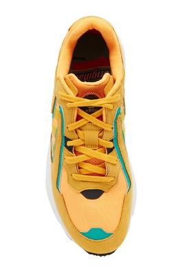 Оранжевые кроссовки Yung-96 Chasm Adidas 819141116