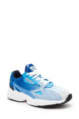 Голубые кроссовки Falcon Adidas 819141083