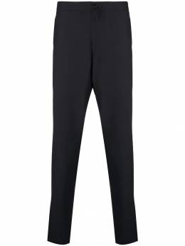 Z Zegna - creased slim-fit trousers 698333MC093033568000