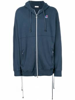 Faith Connexion zipped hoodie M3310J00009