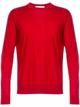Pringle Of Scotland свитер с круглым вырезом PMY921