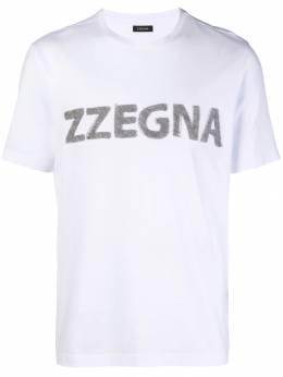 Z Zegna футболка с логотипом VR372ZZ630M