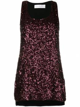 Victoria Victoria Beckham all over sequin blouse TPVV141