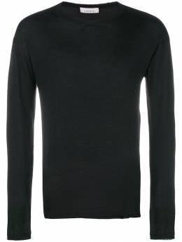 Laneus свитер с круглым вырезом под горло W100