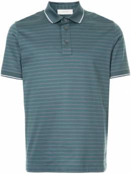 Cerruti 1881 полосатая рубашка-поло C37H9EI18094