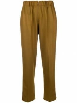 Forte Forte - брюки с эластичным поясом 9MYPANTS930639580000