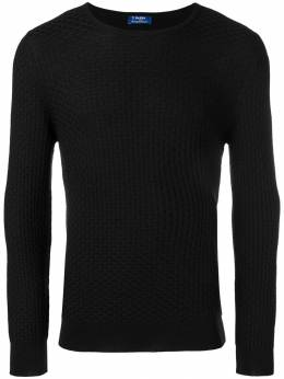 Barba scallop jacquard jumper 5750914240
