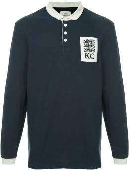 Kent & Curwen рубашка-поло с логотипом K38I7ER030