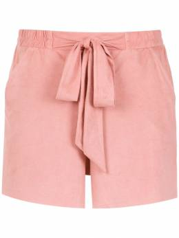 Olympiah tie detail Vicenza shorts 119443