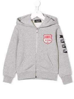 Dsquared2 Kids - куртка с капюшоном 3AGD66J8935553900000