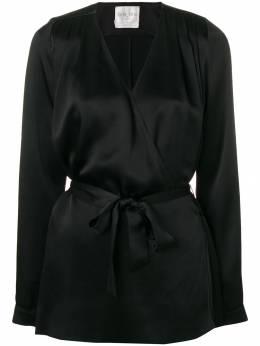 Forte Forte - блузка с поясом 3MYJACKET93536585000