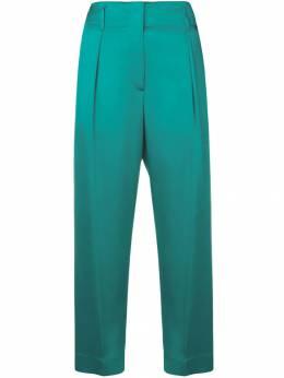 Forte Forte - укороченные прямые брюки 5MYPANTS935393960000