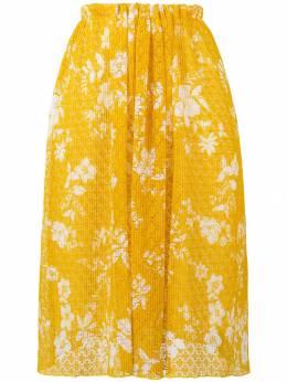 See By Chloé - кружевная юбка с узором 99SJJ696969356356900