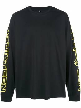 R13 футболка с длинными рукавами R13M310201