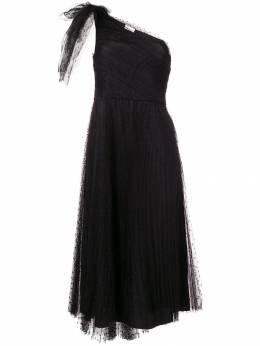 Red Valentino - платье из тюля на одно плечо VAC65508936055300000