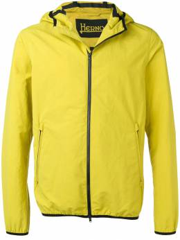 Herno легкая куртка с капюшоном GI0154U19339