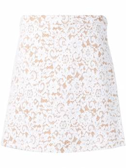 Michael Michael Kors - А-образная кружевная юбка 3EVMADX9369553600000