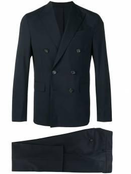Dsquared2 - классический костюм с двубортным пиджаком FT6355S5630693596953