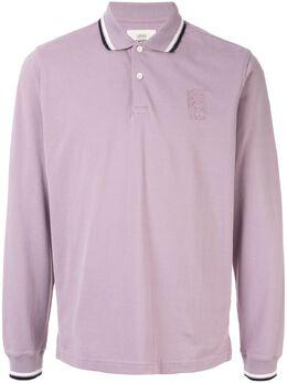 Kent & Curwen рубашка-поло с вышитым логотипом K39H8TM050