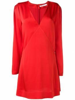 Givenchy - платье мини с длинными рукавами 6GC96F59333598800000