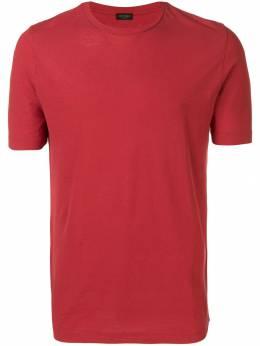 Dell'oglio футболка кроя слим A34191290142725